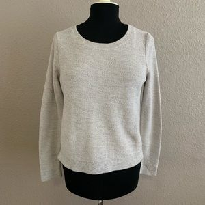 LOFT knit pullover sweater